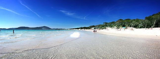 Maria Pia beach (1,5 km from apartment)