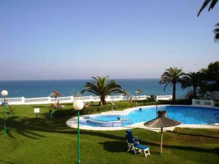 Las Palmeras 31-M Two bedroom, Pool, next to beach