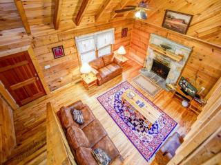 "Welcome to ""A Dream Come True"" cabin in Gatlinburg"