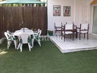 Apartment with private garden Guadalmina Baja, Marbella