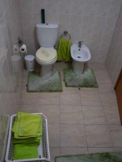 WC secundário (Piso 1)