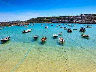 Dottie's Cottage and Arnie's Studio-  3nights shopping break in December £250, St. Ives
