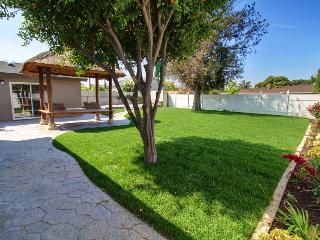 Reduced Summer Rates - Spacious Home with Big Backyard - Walk to Disneyland