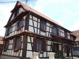 Charming loft apartment in Ohlungen near Haguenau/Strasbourg