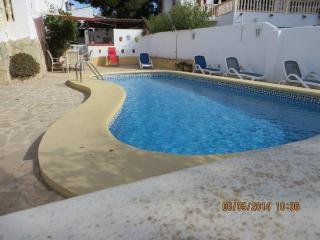 Villa Apartment wifi private pool 1km beach, Benissa