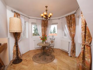 Stylish and romantic apartment in a central villa, Brasov
