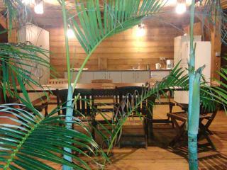 chambres d'hôtes et studios dans villa L'AMARINA, La Saline les Bains