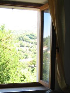 third bedroom - window