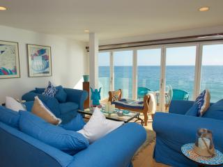 #331 Luxury Malibu Oceanfront home with Private Be