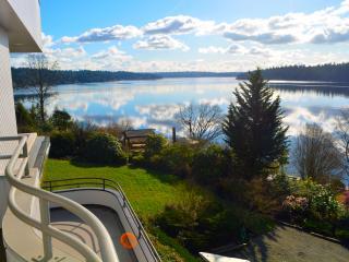 SPECTACULAR VIEW OF LAKE WASHINGTON & OLYMPIC MT., Mercer Island
