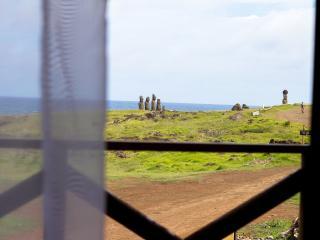 Cabañas Anavai Rapa Nui, Hanga Roa