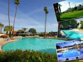 Best Location! View! Ground Lvl, Free Phone PetsOK, Palm Desert