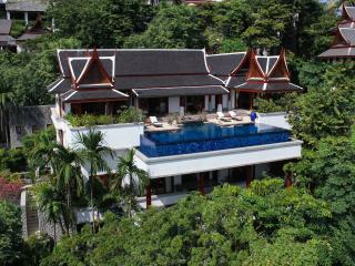 5 Bedroom Sea View Villa Surin Beach + Chef, Cherngtalay