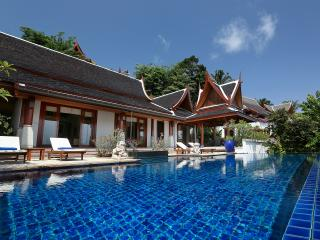 6 Bedroom Sea View Villa Surin Beach + Chef