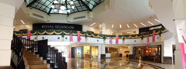 Straits quay mall