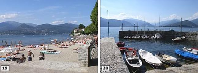 Cerro spiaggia e porticciolo-Cerro beach and marina