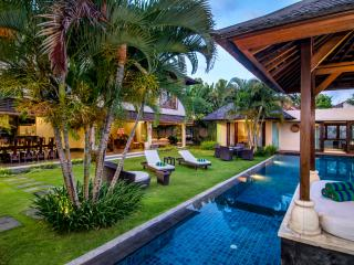 The outdoor part at Villa M Bali will pamper your senses with natural calm and tranquility