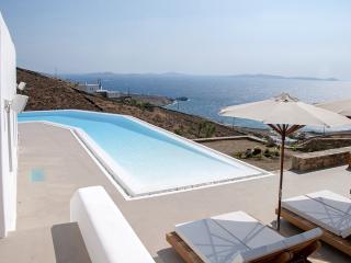 Villa Turquoise, Mykonos-Stadt