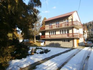 L'étage entier de la maison à louer - 4 pièces, Muszyna