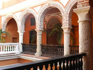 Cartagena Santo Domingo house