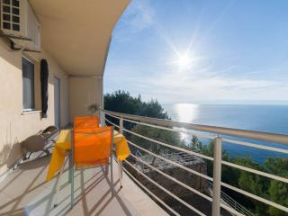 Ark 4* panoramic sea view studio, Seagull 2/2, Stobrec