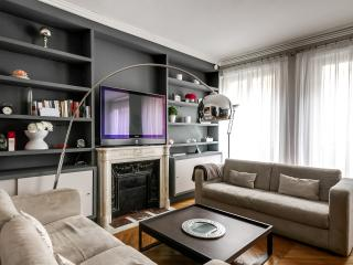 Vacation Rental at Chaillot in Champs Elysees (FREE TRANSPORT), Paris