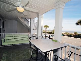 South Beach Ocean Condos - East - Unit 3 - Panoramic Oceanfront Views of Tybee