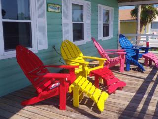 West End Sea Isle Beach Bungalow, Galveston