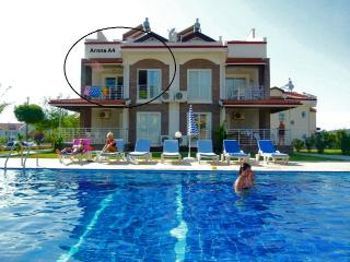 Arnna Apartments A4, Hisaronu