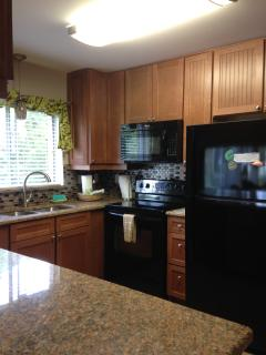 All new lighting and appliances