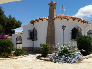 Villa Camelia Luxury and Relaxation in Denia 4 Bed