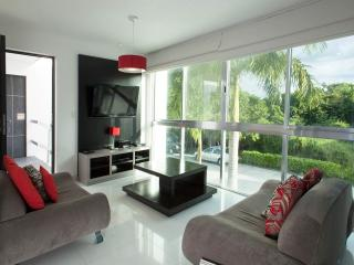 Gorgeous Apartment on Playacar Phase 2, Playa del Carmen