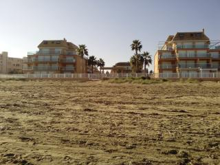 Sea view and ground floor apartment, Denia