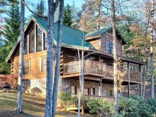 Black Bear Falls Cabin in Gatlinburg TN