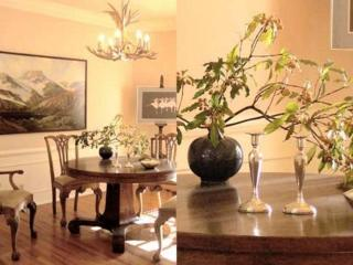 ELEGANT AND VIBRANT FURNISHED 1 BEDROOM 1 BATHROOM APARTMENT PLUS DEN OR BEDROOM, Beverly Hills