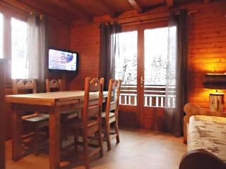 DUCHE 3 rooms + small bedroom 6 persons, Le Grand-Bornand