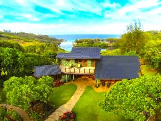 Lovely 4 Bedroom Villa in Kilauea, Princeville