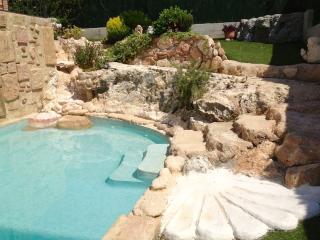 Casa con piscina privada muy cerca de la paya