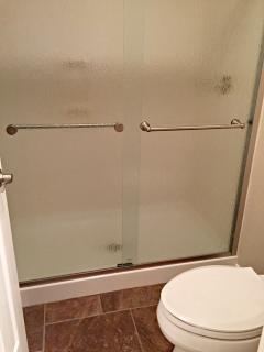 Second Master Bathroom - Shower