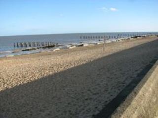 North Denes beach