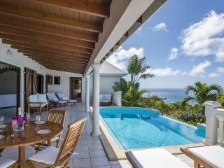 Villa Sunrock St Barts Rental Villa Sunrock, Marigot