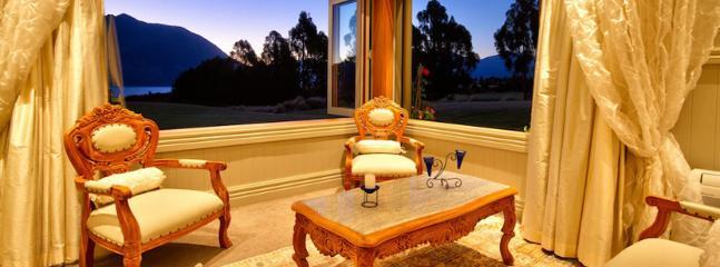 Master bedroom 'sitting room'