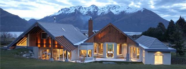 Valhalla Lodge in Winter