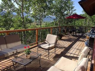 Awesome Mtn. & Valley Views, Hot Tub, Pets ok, Steamboat Springs