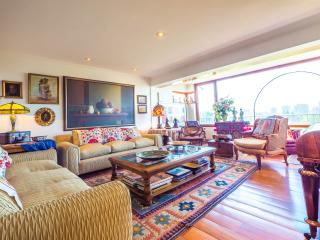 Eclectic 3 Bedroom Apartment in Las Condes, Santiago