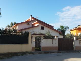 Appartamento in villa, giardino, mare San Marco, Sciacca