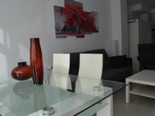 Apartamento con jardin en Foz
