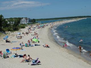 Popponesset Beach-Mashpee, MA. 4 minute walk to pristine  beach.