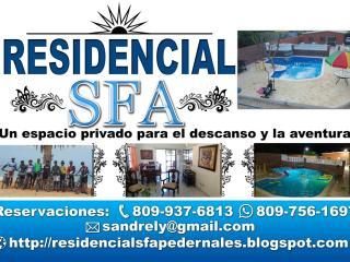 RESIDENCIAL SFA PEDERNALES