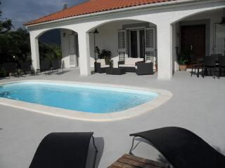 Villa private pool sea view near river beaches 3mn